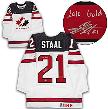 eric staal jersey