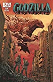 Godzilla Cataclysm #1 (of 5) Subscription Variant