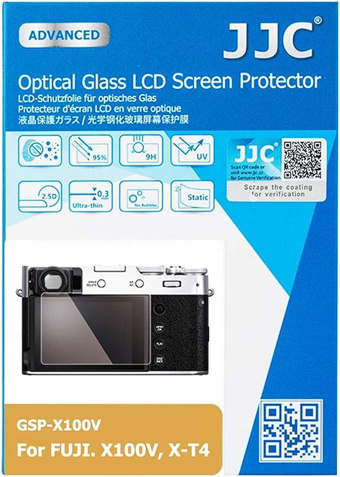 LCD Guard 3Pcs Clear Screen Protector for Fujifilm X10 X-10