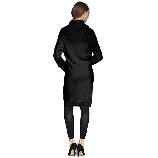 HOTER Sexy Low-Cut Sweater Dress Bodycon Slim Cold Shoulder 6 Color at Amazon  Women s Clothing store  94f7eaf9a