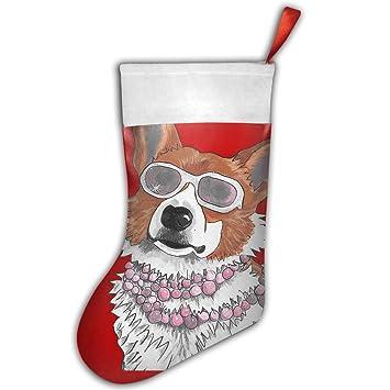 corgi painting super star corgi christmas socks xmas household children gift home - Corgi Christmas