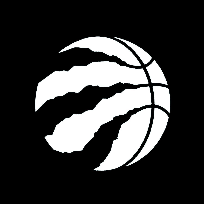 Toronto Raptors Emblem Team Logo Basketball Sticker Decals for Kids Bedroom Decor Wallpaper Bumper Windshield Sticker MTech