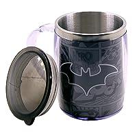 Caneca Térmica Batman 450Ml