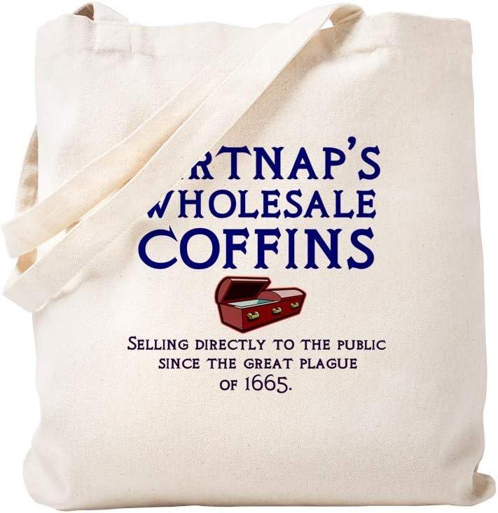 Comercio al por mayor de la CafePress–Dirtnap ataúdes–Gamuza de bolsa de lona bolsa, bolsa de la compra Small caqui