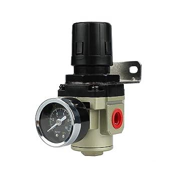 Regulador de presión reductor de presión de alta calidad para compresor de aire comprimido, 3