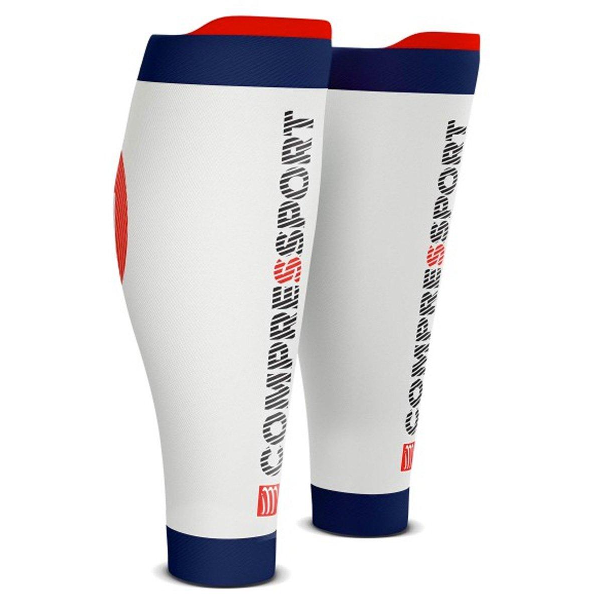 Compressport Calf r2 V2 Sleeves Ironman pantorrillas Triathlon Sirven Compresión tri226 en Tri: Amazon.es: Deportes y aire libre