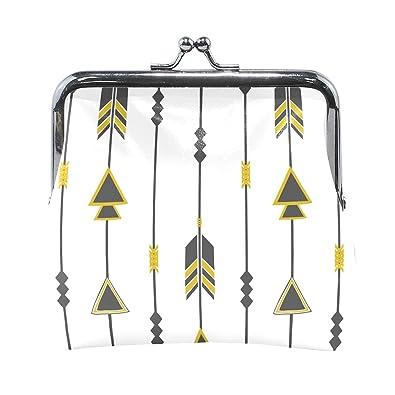 Amazon.com: Dragon Sword Tribal Arrows Monedero cambio bolsa ...
