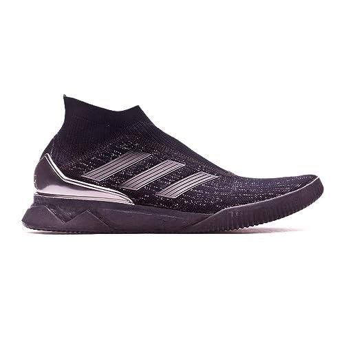 finest selection fa773 ac357 adidas Predator Tango 18+ TR, Zapatillas de Fútbol para Hombre, Negro  Cblack Msilve 000, 43 1 3 EU  Amazon.es  Zapatos y complementos