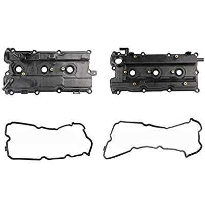 MOSTPLUS Engine Valve Cover Set For 02-07 I35 Altima Maxima Murano 3.5L 264-985 264-984 (Set of 2): Automotive [5Bkhe0407121]