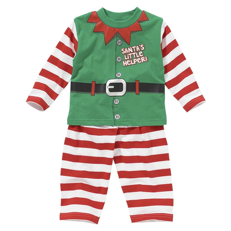 Christmas dress up - Elf Christmas Dress Up Boys Girls Pyjamas