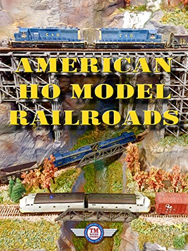 American HO Model Railroads
