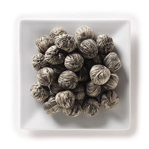 Blooming Organic White Tea