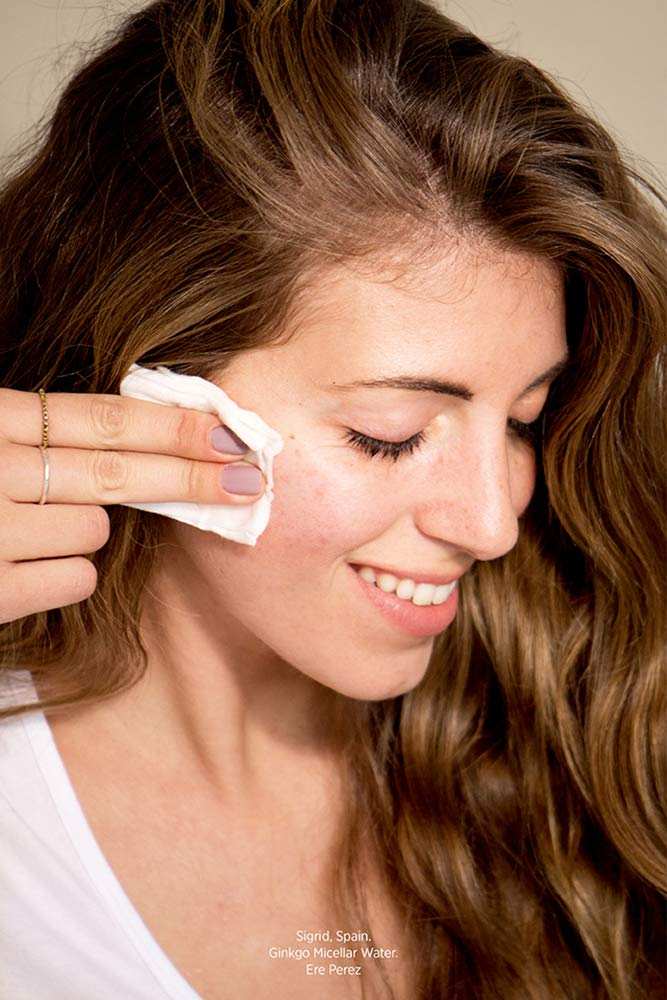 Ere Perez - Natural Ginkgo Micellar Water Makeup Remover (6.76 oz / 200 ml) by Ere Perez (Image #2)
