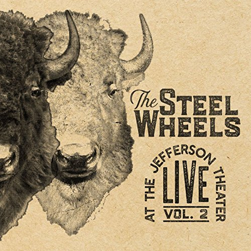Big Wheel Steel Audio - Volume 2: Live at The Jefferson Theater