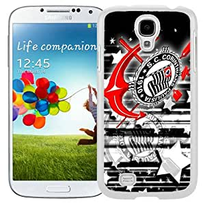 Corinthians White Fantastic Recommended Customized Samsung Galaxy S4 I9500 Phone Case