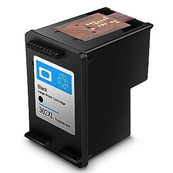 Cartucho de Tinta regenerado HP 302 HP302 XL Cartuchos de Tinta de ...
