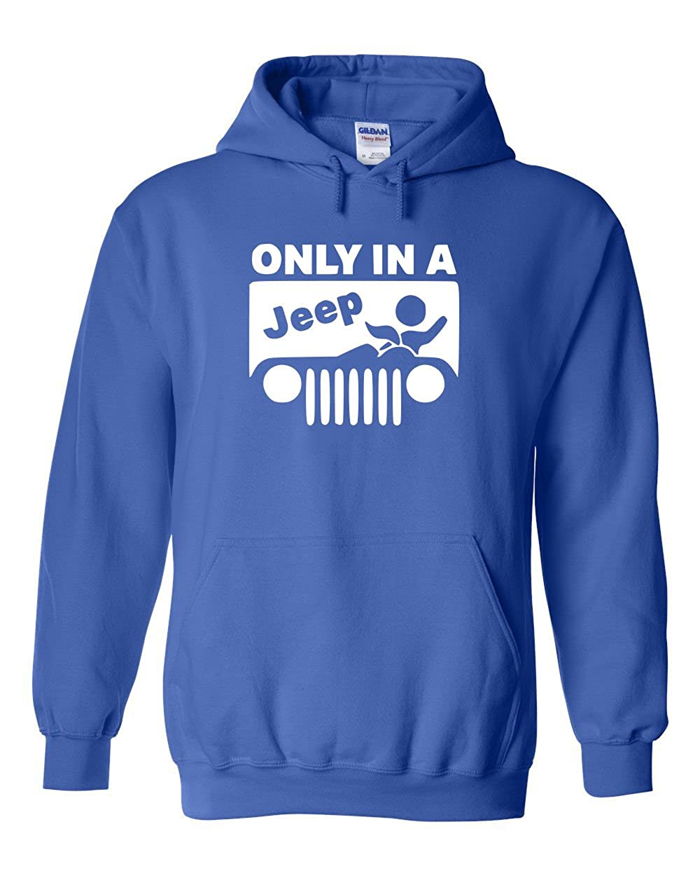Karma t shirts Only in A Jeep Jeep Lovers White Design Womens Hoodies