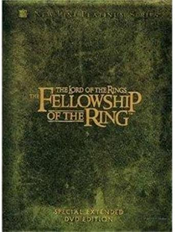 The Lord Of The Rings The Fellowship Of The Ring Special Extended Dvd Edition Dvd 2001 Amazon Co Uk Elijah Wood Ian Mckellen Orlando Bloom Sean Bean Alan Howard Noel Appleby Sean Astin Sala