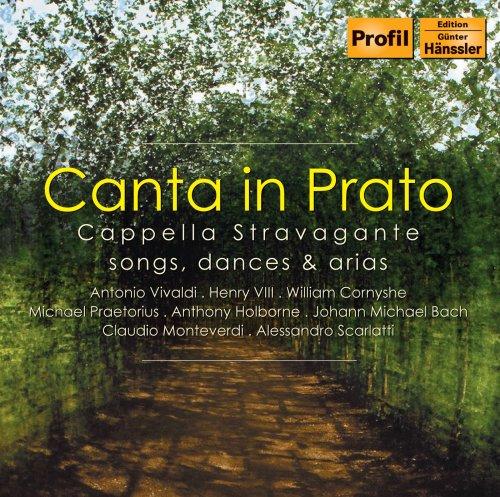 CD : Cappella Stravagante - Canta In Prato Clori Amorosa Furore Iustissimae (CD)