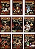 BUNDLE of 9 Red Dragon Inn Character Expansion Decks