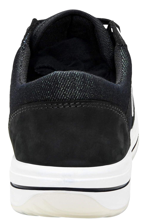 1 35 chaussures de s/écurit/é officielles de Borussia M/önchengladbach Chaussures de sport pour homme et femme Noir ELten BMG TWO LOW ESD O2 sans capuchon