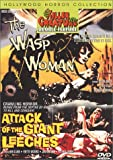 The Wasp Woman - Attack of Giant Leeches