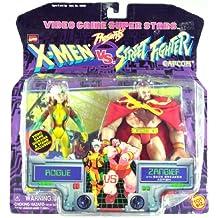 Video Game Super Stars Marvel X-Men VS. Capcom Street Fighter Rogue VS. Zangief