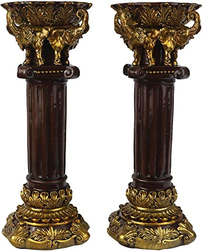 Decorative Candle Holders Set of 2