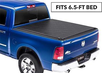 TruXedo 249801 TruXport Black Soft Roll-Up Tonneau Cover