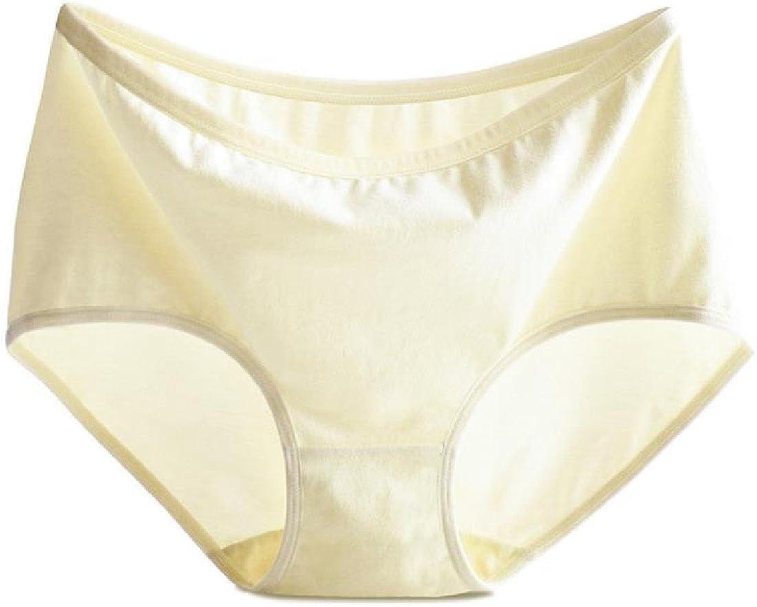 Winwinus Women Butt Lifter Soft Cozy Middle Waist Seamless Mesh Panties