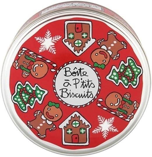 Scatola per biscotti Natale/ /Dietro la porta