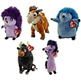 f3084f7dbf3 Amazon.com  Ty Halloween 2017 Beanie Boo Clips Set of 2  Mask and ...