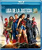 Liga de la Justicia [Justice League] Blu-ray 3D + Blu-ray [English, Spanish, Portuguese Audio & Subtitles] - IMPORT