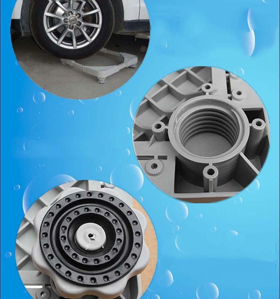 DSHBB Washing Machine Base,Multi-function Trolley Washing Machine Base,Stainless Steel Base For Washing Machine/Refrigerator/Dryer/Cabinet by DSHBB (Image #3)