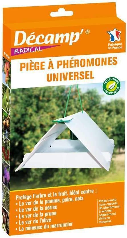 UEBER foso universal Feromonas - Insecticida bio huerto jardín