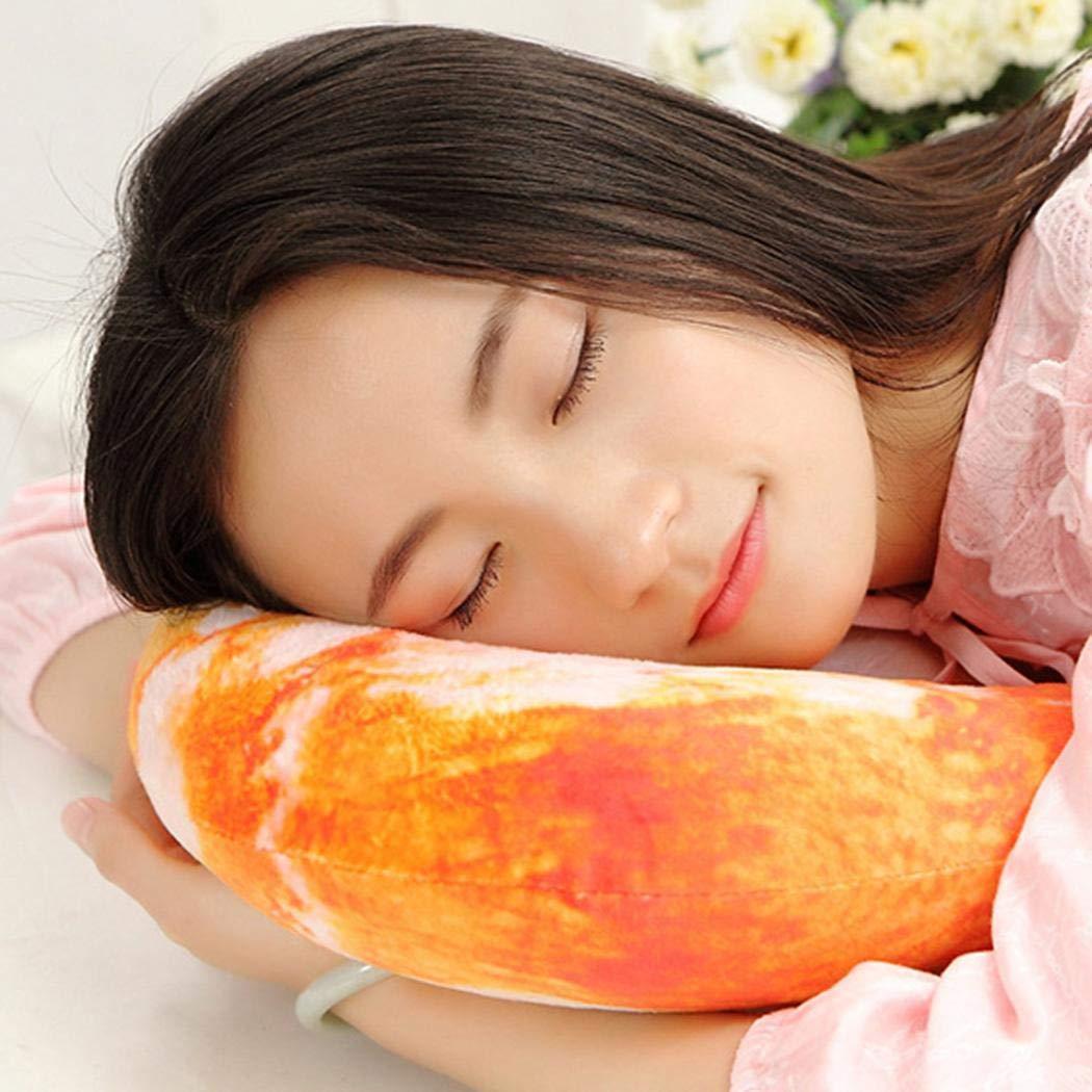 XioNiu Creative 3D U Shape Pillow Cushion Soft Travel Neck Pillow Home Decor Gifts Pillows