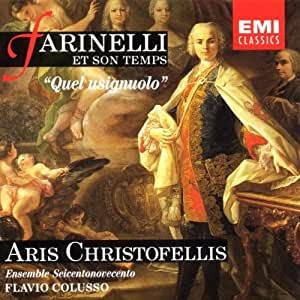 Farinelli Et Son Temps