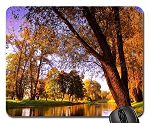 Autumn Mouse Pad, Mousepad (Lakes Mouse Pad)