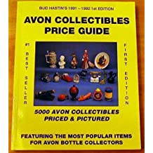 Avon Collectibles Price Guide: Most Popular Avon Collection (Bud Hastin's Avon Collector's Encyclopedia)
