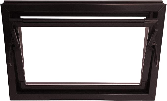 Premium Fenster Kellerfenster Kunststofffenster wei/ß Dreh-Kipp ALLE GR/Ö/ßEN 3 fach Verglasung BxH:70x50 cm DIN Links