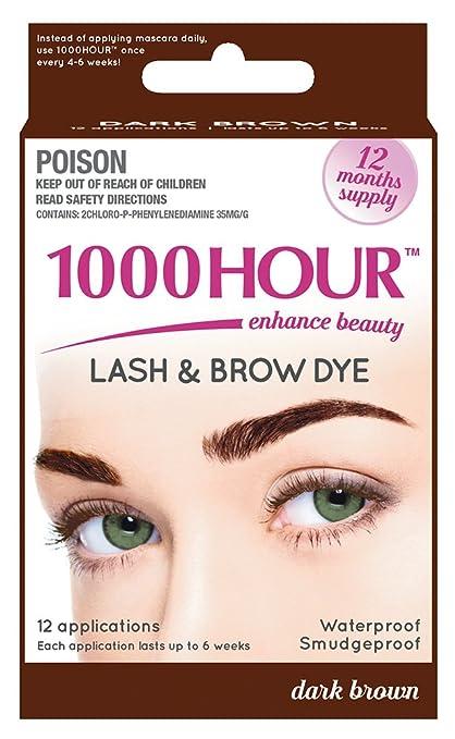 Medium Brown Wispy Upper /& Lower Doll Eyelashes