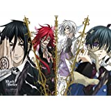 Great Eastern Entertainment Black Butler Sebastian, Grell, Ash and Ciel Wall Scroll, 31 by 44-Inch
