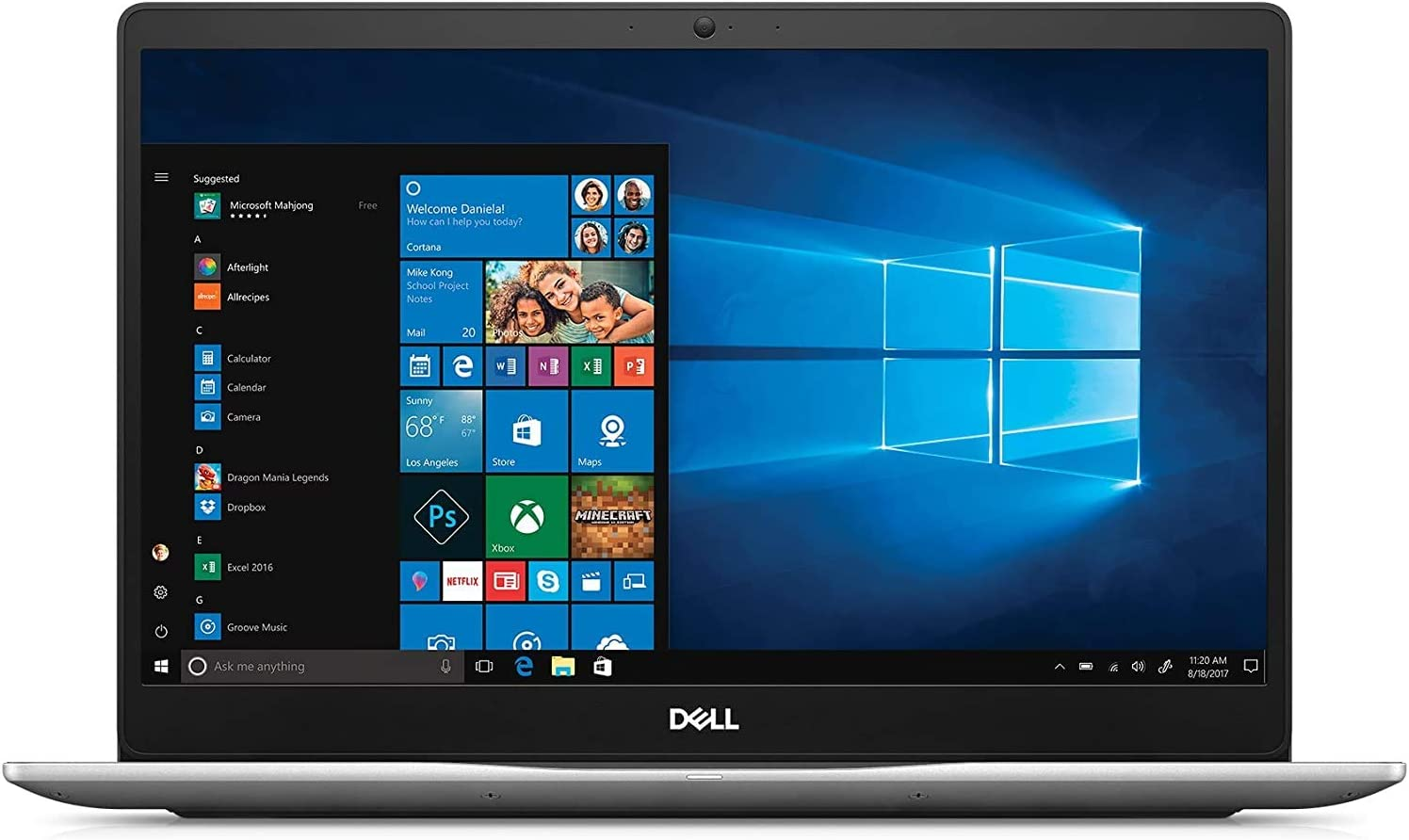 2020 Newest Dell Inspiron 7570 Laptop 15.6