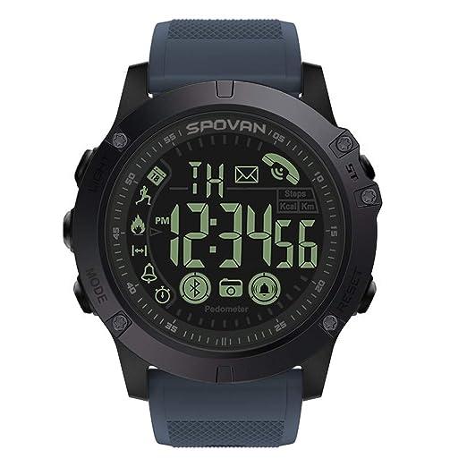 Nueva Cebbay Pr2 Insignia Smartwatch Resistente 33-Month Tiempo En ...