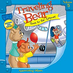 Traveling Bear Goes to the Airport