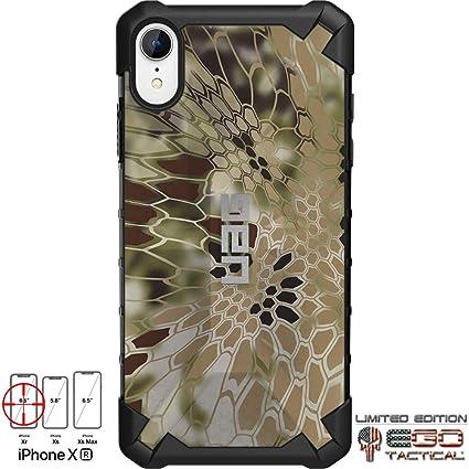 Amazon.com: EGO Tactical UAG Plasma - Carcasa para iPhone Xr ...