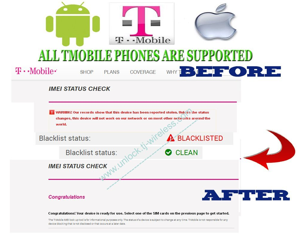 Free track tmobile sms phone imei number