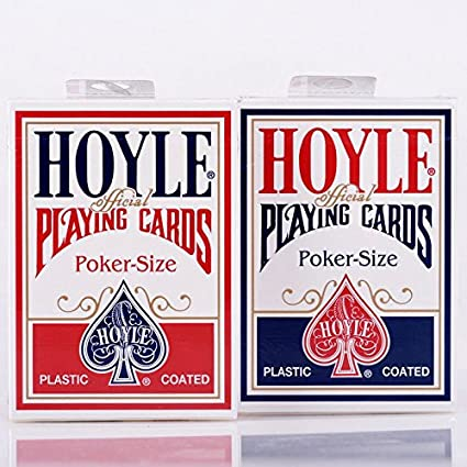Hoyle poker playing cards how are slot canyons formed