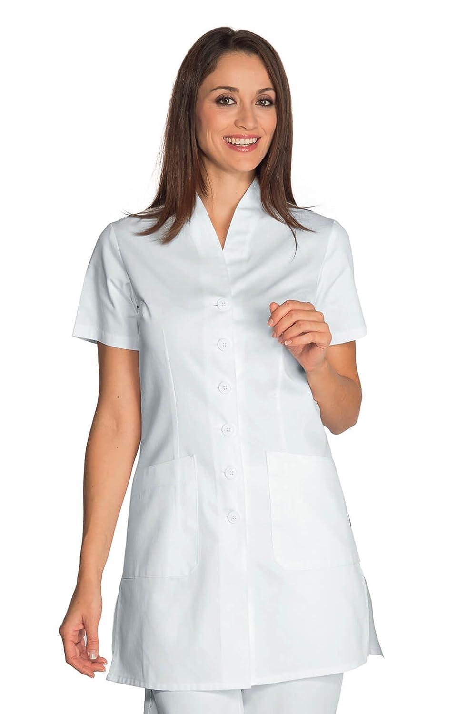Isacco-Camiseta para Mujer, diseño de médico, Antibe 100% algodón: Amazon.es: Industria, empresas y ciencia