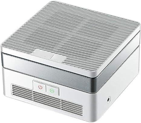 JGRH Coche purificador de múltiples Funciones de Seis Capas de Iones Negativos Generador del Coche Desinfección purificador de Aire Adecuado para el hogar, el Coche, habitación, etc.: Amazon.es: Deportes y aire libre